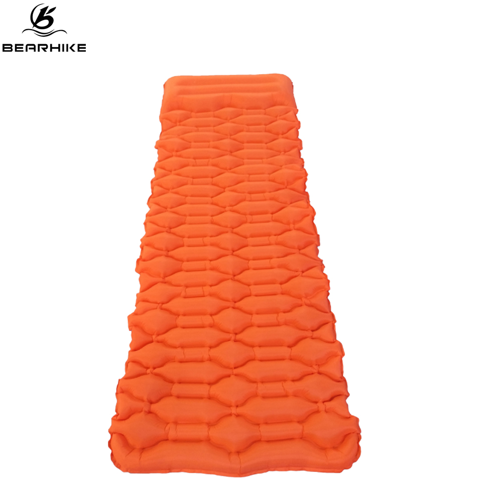 Outdoor Ultralight Camping Mat Inflatable Sleeping Pad For Aldi