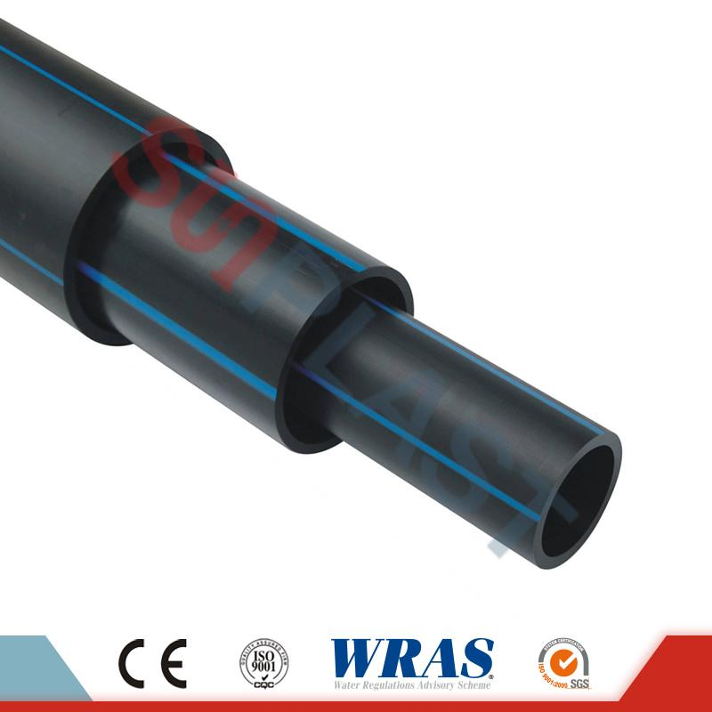 Blue HDPE Pipe For Water Supply