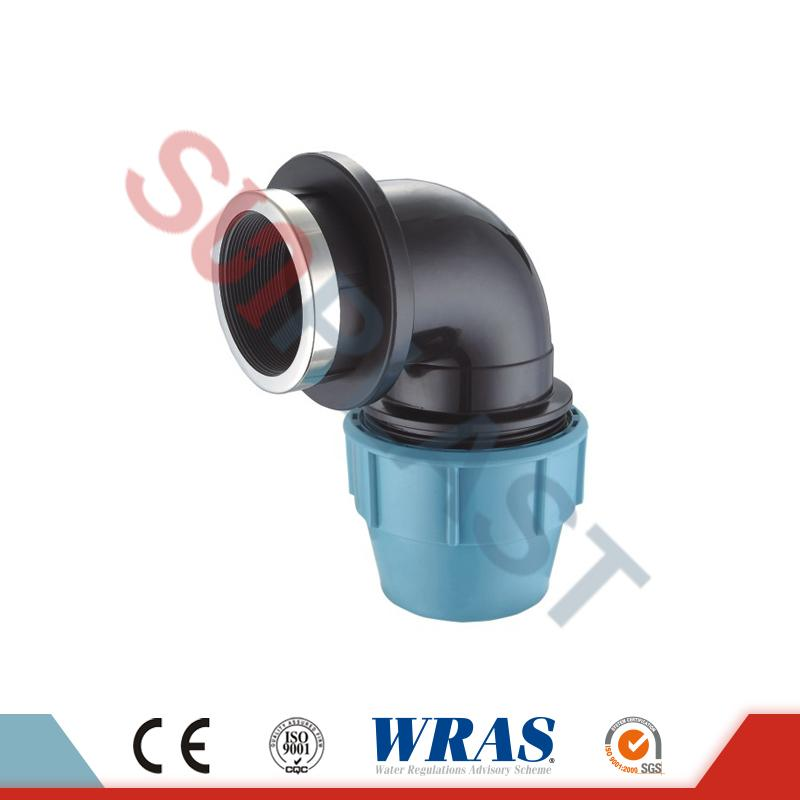 PP Compression Female Elbow