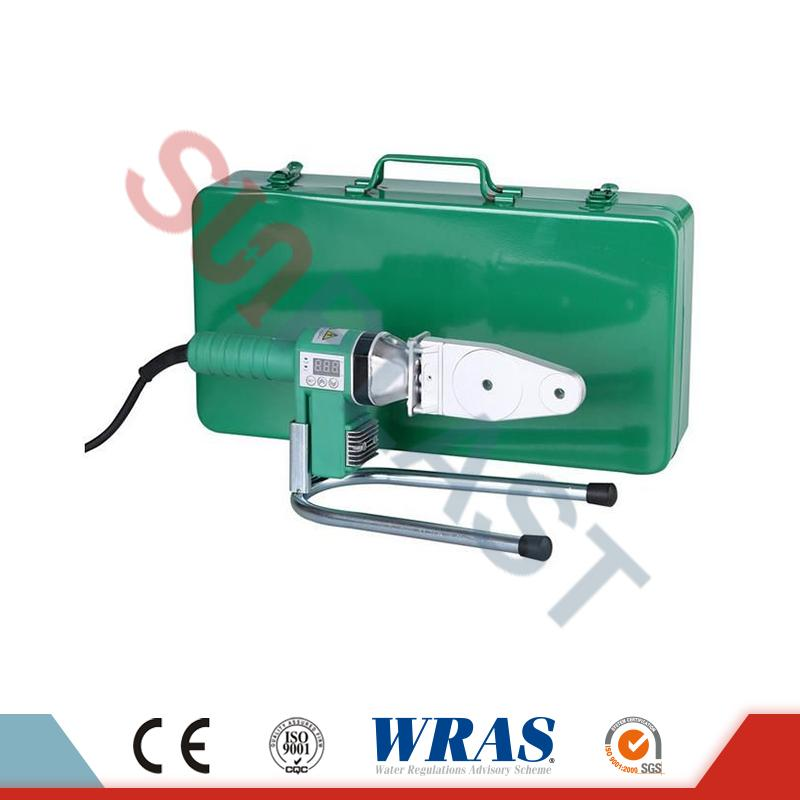 20-63mm Socket Fusion Welding Machine For PPR Pipe HDPE Pipe