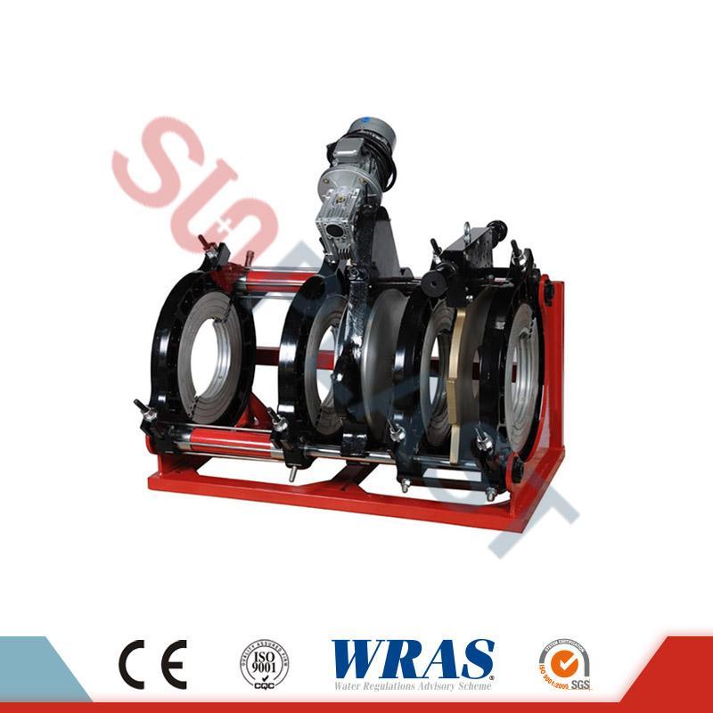 HDPE құбырларына арналған 280-450мм гидравликалық фитингті дәнекерлеу машинасы