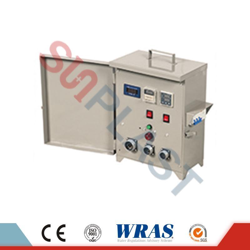 HDPEパイプ用710-1000mm油圧バット融接機