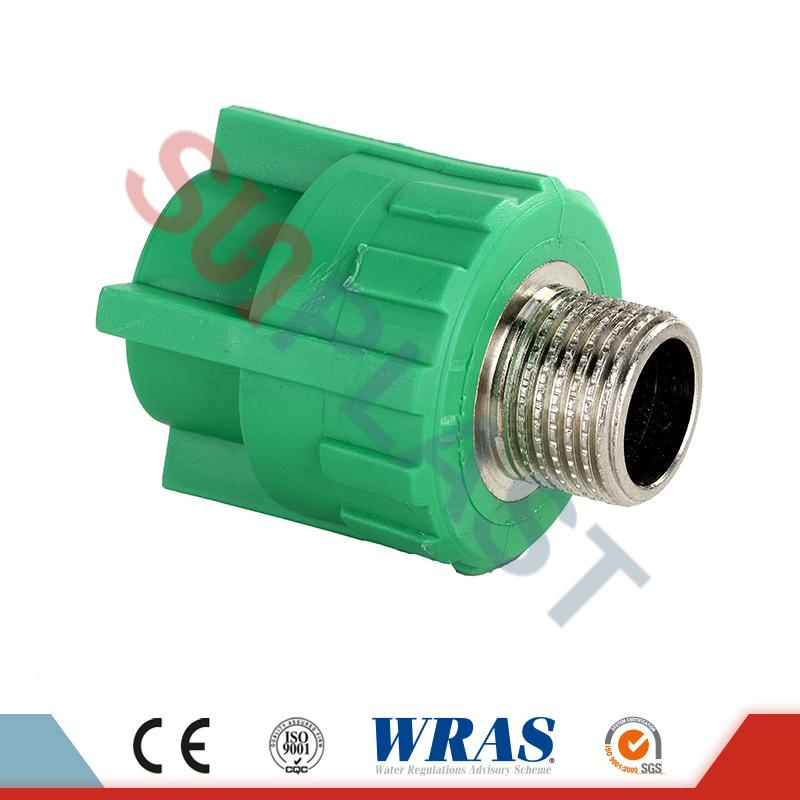 PN25 PPR Male Coupler