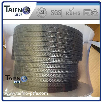 Pure Graphite PTFE Packings