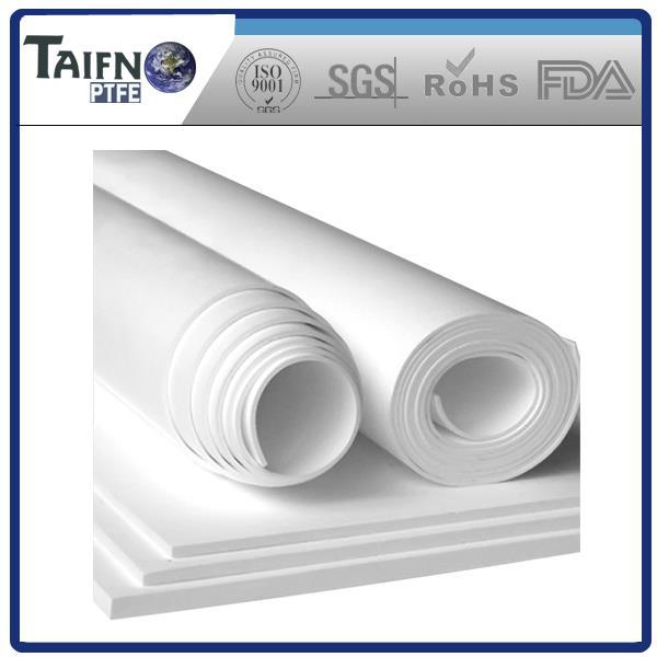 100% Pure High Quality Expanded PTFE Teflon Sheet