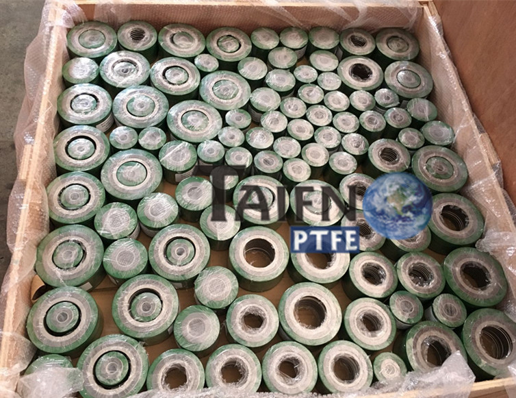 Taifno Export 6 Wooden cases of spiral wound gasket to Malaysia