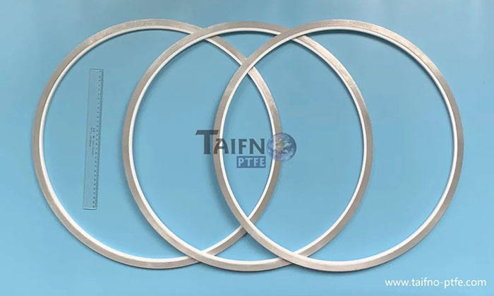The introduction of PTFE gaskets