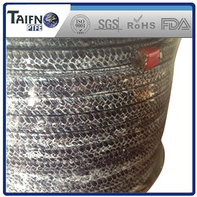 Braided packing is a major component of compression packing
