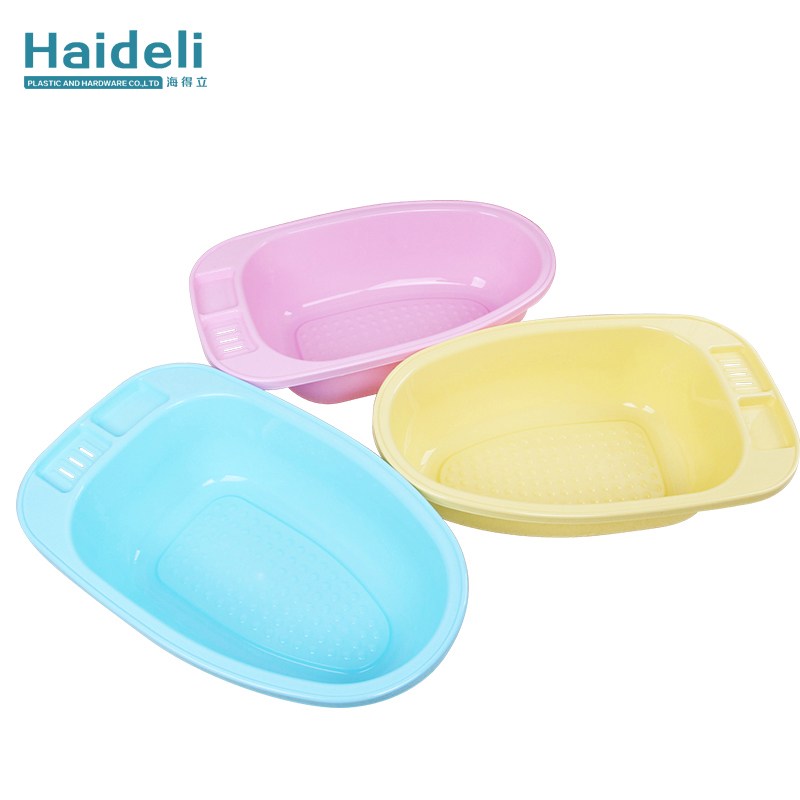 Baby Plastic Hospital Baby Bathtub