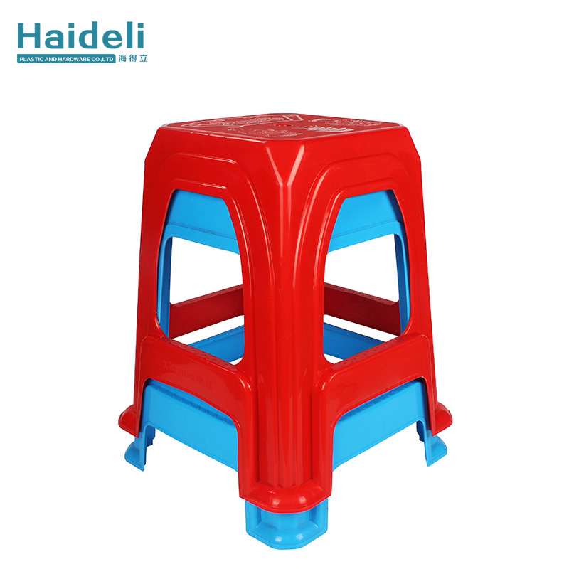 Stackable Chair In Plastic Of Various Colors