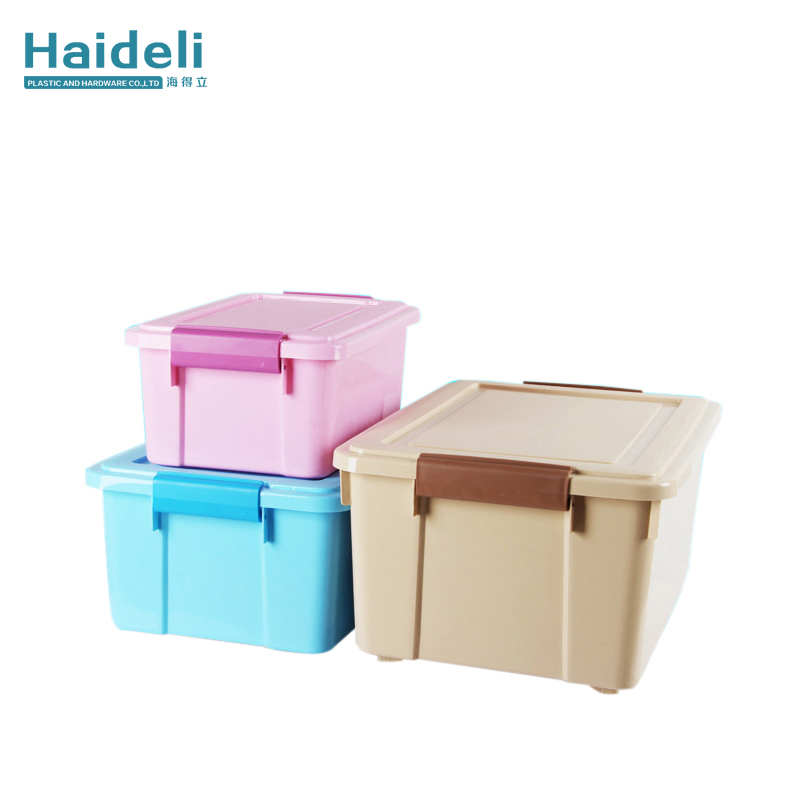 Plastic Storage Box For Clothes