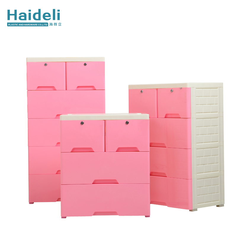 Plastic Bedroom Cabinet