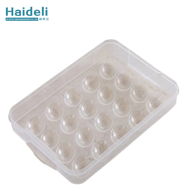 Egg Plastic Storage Box