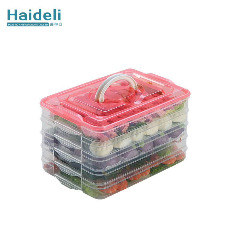 Food Plastic Storage Box