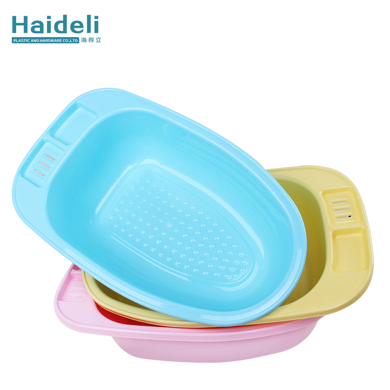 Newborn Supplies Plastic Baby Tub Baby Tub