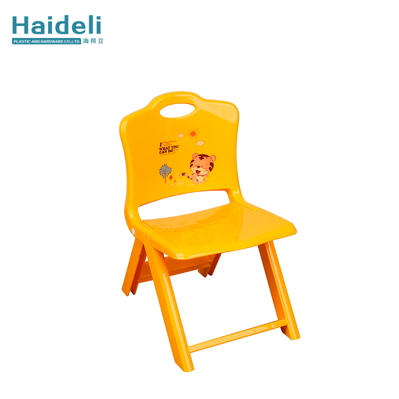 Thickened Children's Chair Backrest Plastic Anti-skid Chair