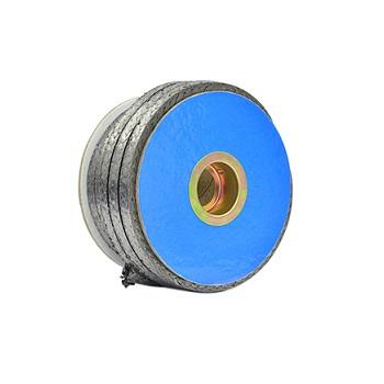 Inconel tråd forstærket fleksibel grafit flettet pakning