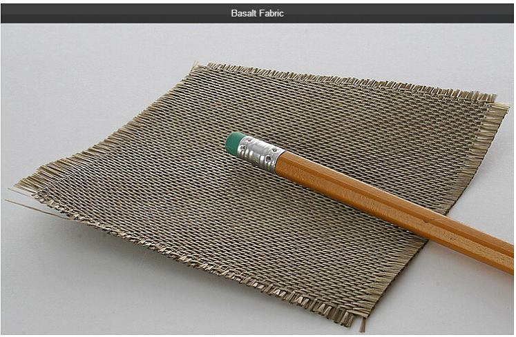 Bazalt Fiber Cloth