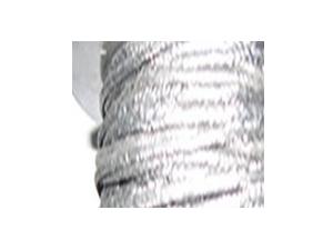 Графитна пређа омотана жичаним мрежицом