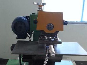 Polishing Machine Vir SWG Ring