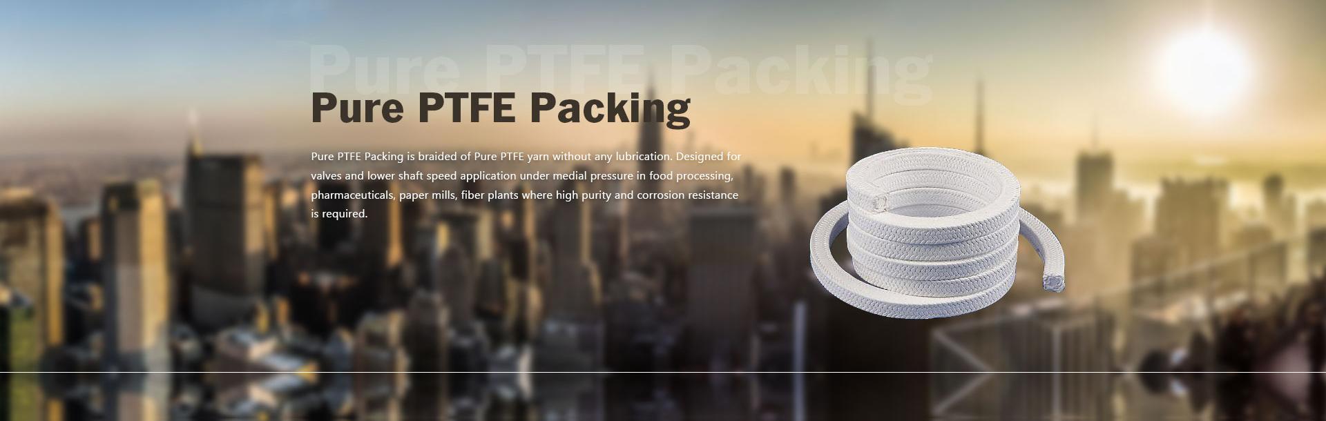 PTFE verpakking
