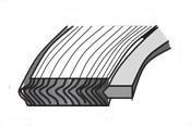 IR Type Spiral Wound Gasket