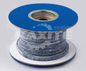 Carbonized Fibre Braided Packing