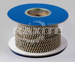 PTFE Graphite Packing Inter Aramide