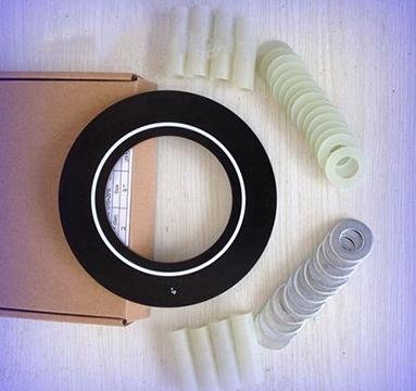 SS Core Flange Insulation Gasket Kit