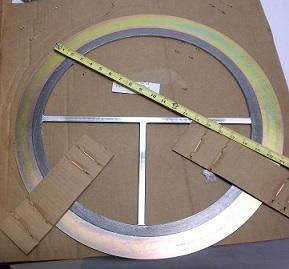 Spiral Wound Gasket for Heat Exchangers