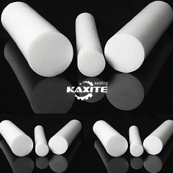 Molded PTFE Rods