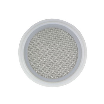 PTFE Tri Clamp Screen Sanitary Gasket with SS 316 mesh