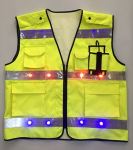 Construction Safety Vest  Could Be PPE of the Future