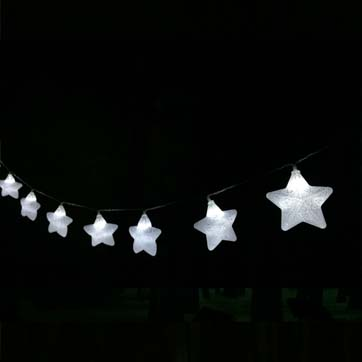 Solar Star String Light