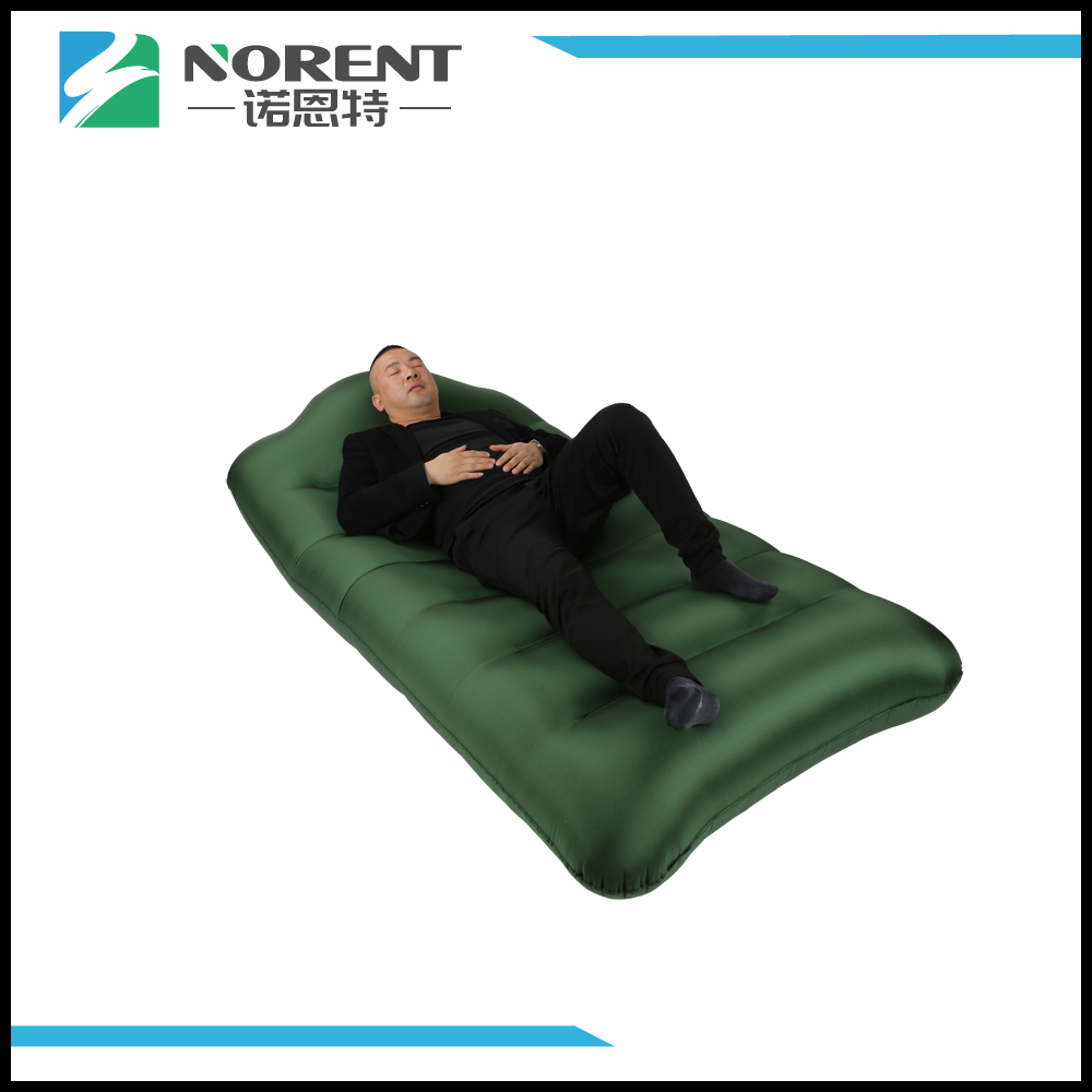 Nylon Air Lounger en saco de dormir