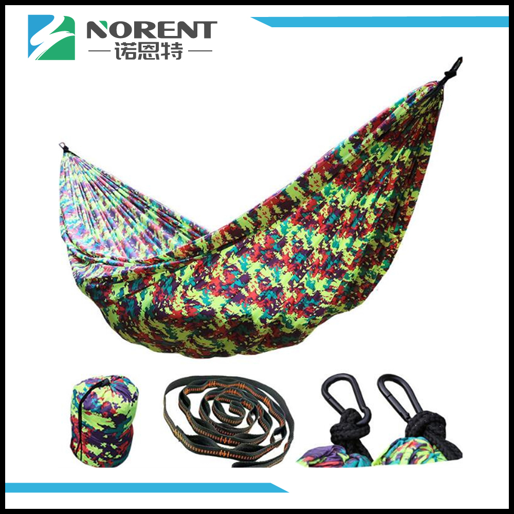 Custom Design Parachute Portable Nylon Hammock
