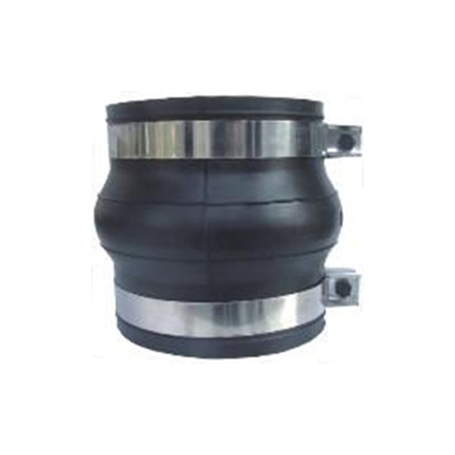 clamp type flexing rubber joint