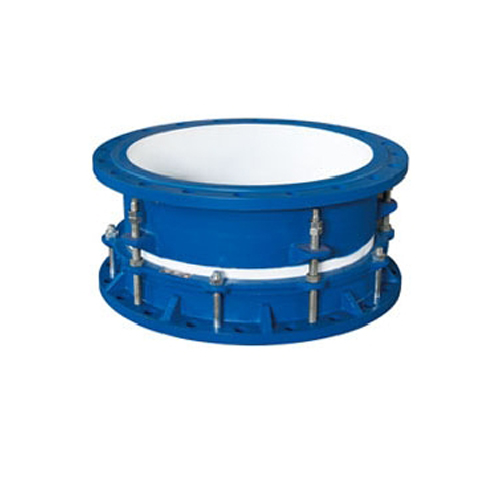 double flange type limited expansion joint