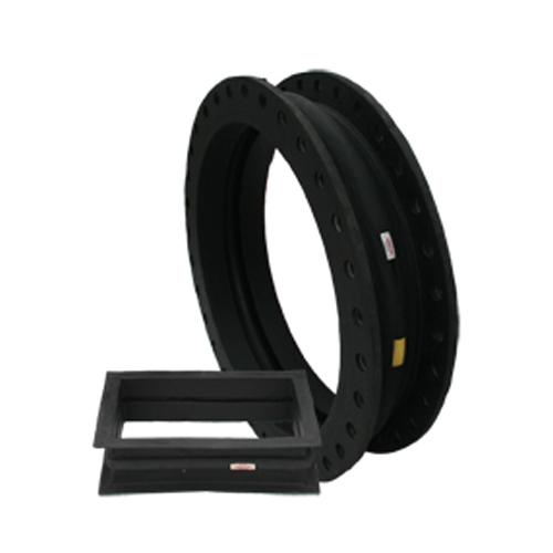 rubber flue duct expansion joint