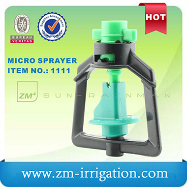 Micro Sprayers For Greenhouses