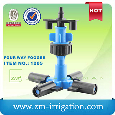 Mister e nebulizzatori per irrigazione