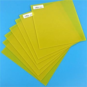 Yellow 3240 Epoxy Glass Resin Feber Plate