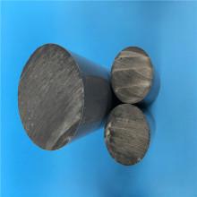 Gray Hard PVC Rod Dark Gray PVC Bar