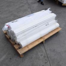 White teflon 100%virgin material rod