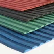 Ribbed Rubber Matting