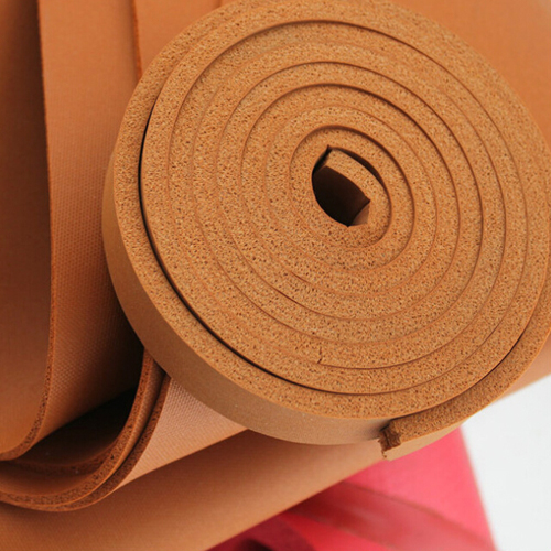 Silicone Form Sponge Rubber Sheet