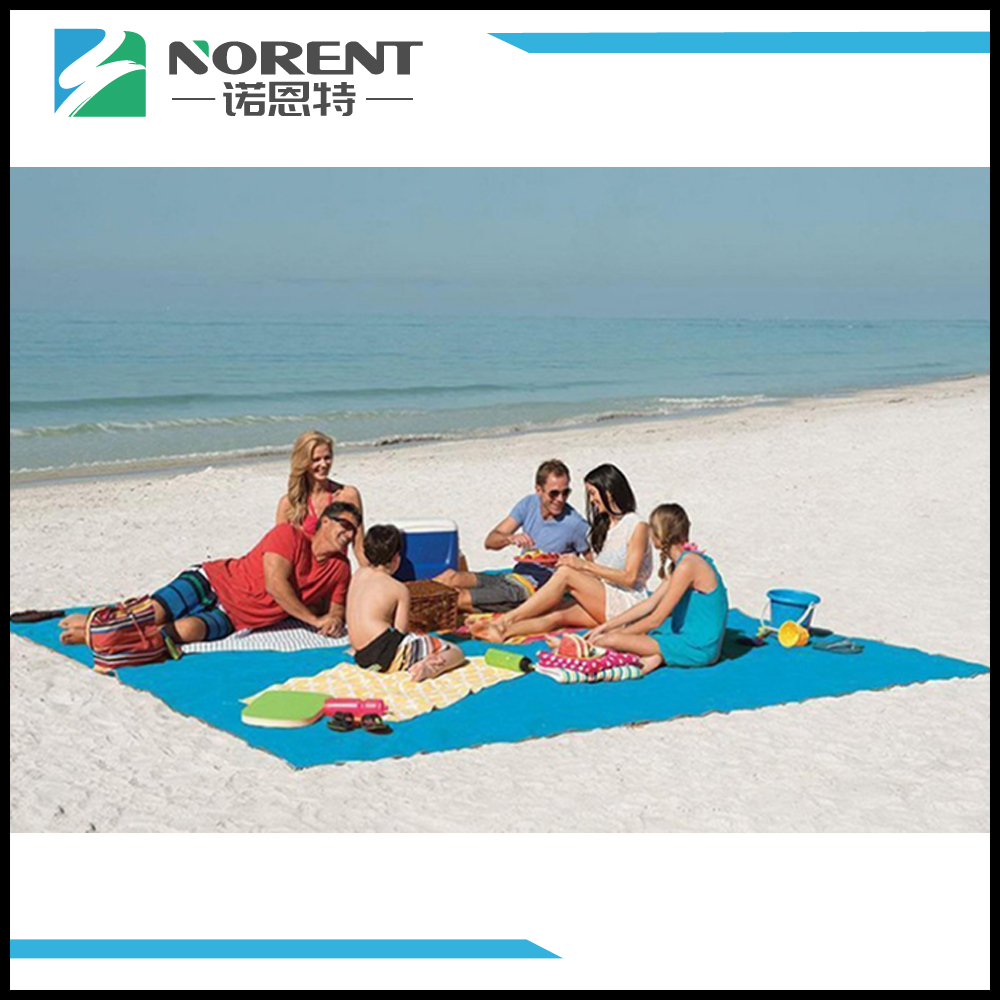 Sammenleggbart Sand Gratis Magic Beach Mat