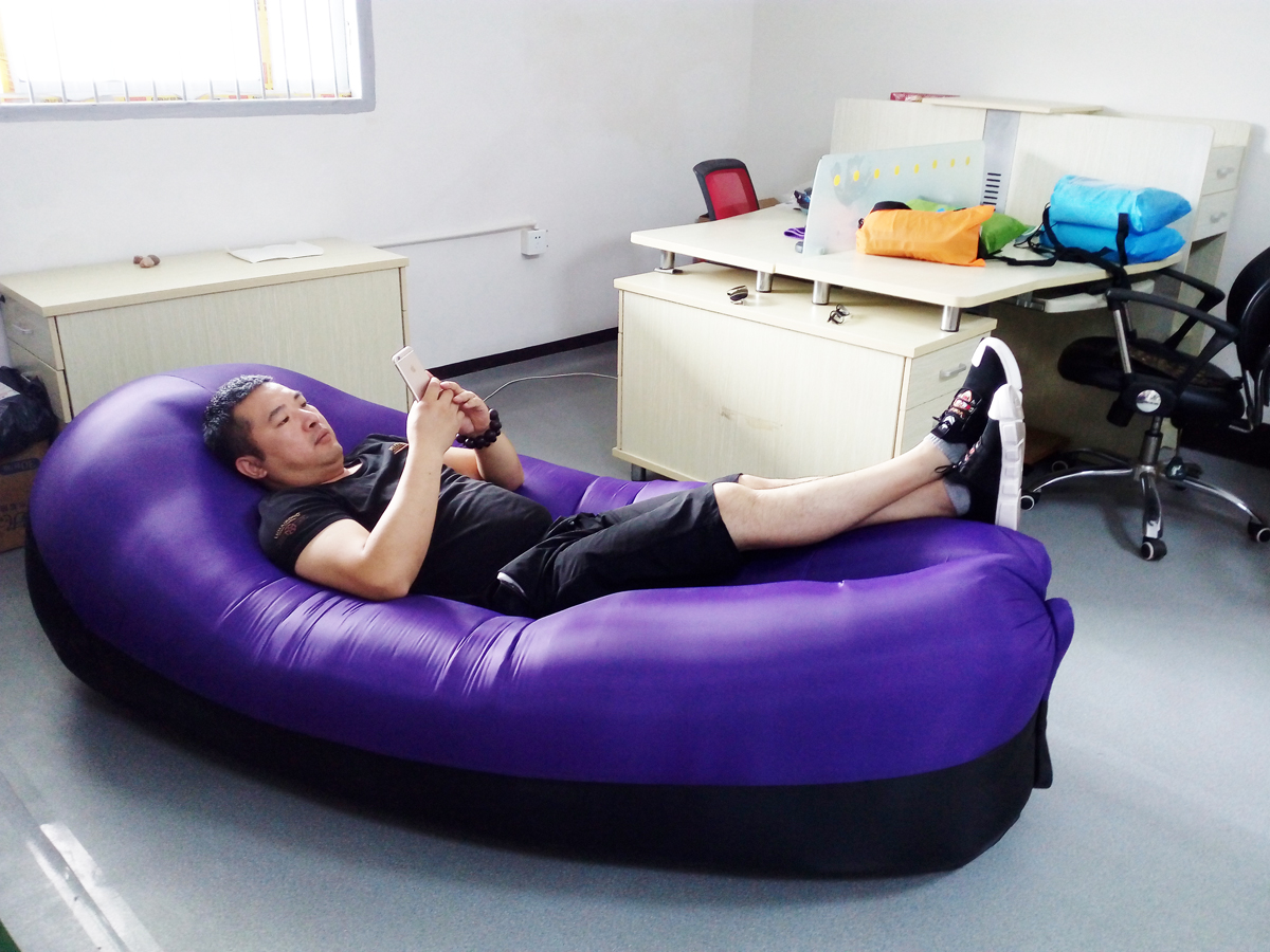 Fast Inflatable Air Sofa, A New Necessary In Our Office