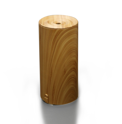 Real Bamboo Essential Olie Diffuser Ultralyd Aromoterapi Diffuser Cool Mist Aroma Diffuser