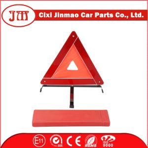 ECE R27 Certificate Warning Triangle